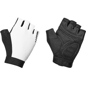 GripGrab World Cup Padded Short Finger Gloves 2, blanco